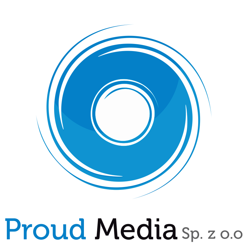 Strony internetowe Proud Media